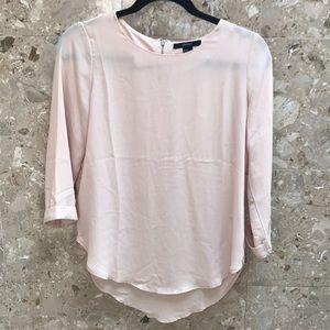 Forever21 tan blouse